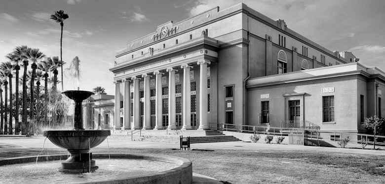 Hanford Civic Auditorium, Hanford