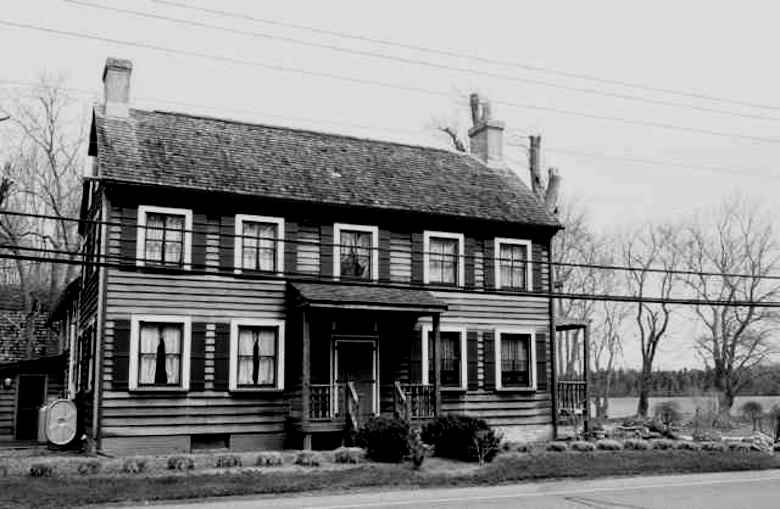 Henry Ludlam Inn, Dennisville