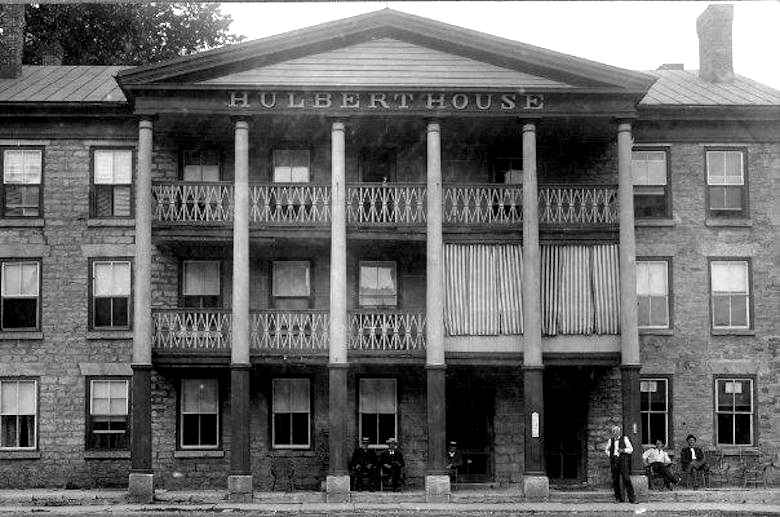 Hulbert House, Boonville