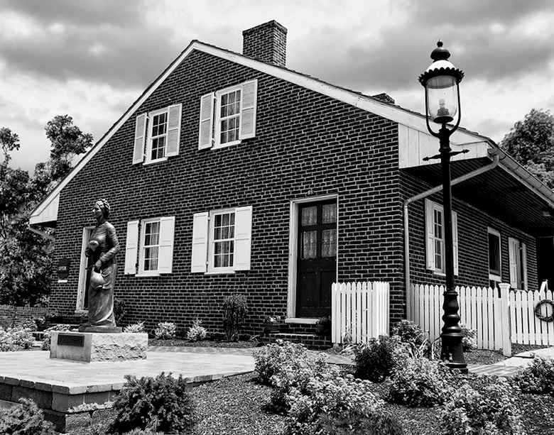 The Jennie Wade House Has Long Been Considered To Be One Of Most Haunted Places In Gettysburg Never Lived Home It Was Ed By Her