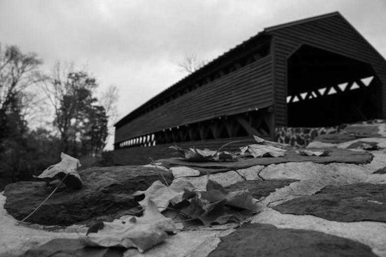 Sachs Bridge Is A Covered In Gettysburg That Spans Marsh Creek The Original Was Actually Destroyed During Storm 1996