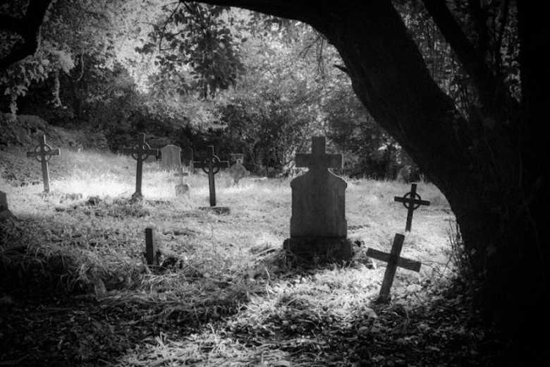 Bachelor's Grove Cemetery, Bremen IL