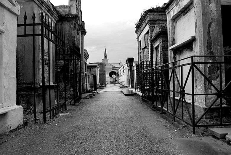Saint Louis Cemetery, New Orleans LA
