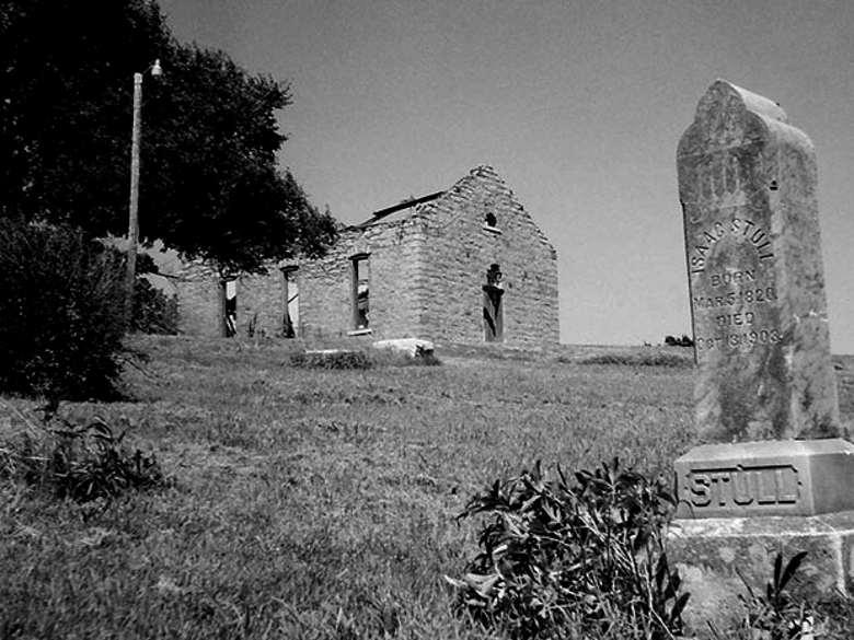 Stull Cemetery, Kansas MO