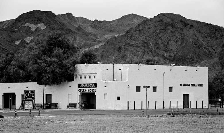 Amargosa Opera House & Hotel, Death Valley