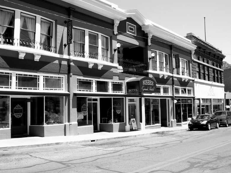 Bisbee Grand Hotel, Bisbee