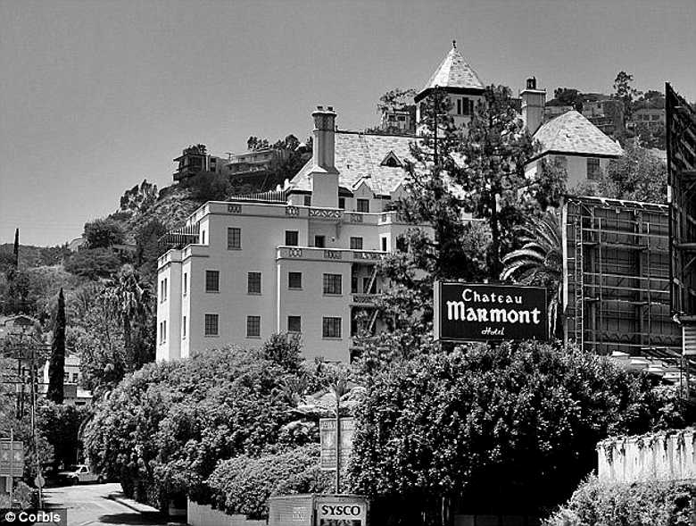 Chateau Marmont, West Hollywood