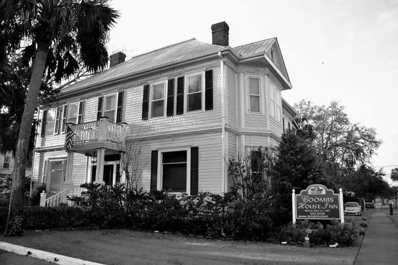 Coombs House Inn, Apalachicola