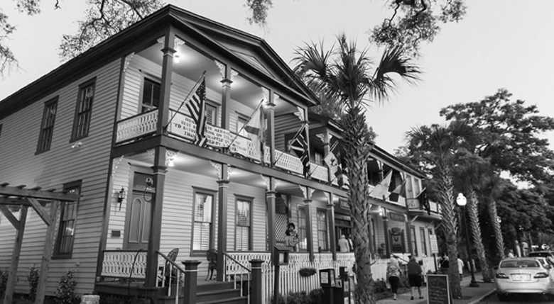 The Florida House Inn Was Built In 1857 And Is Thought To Be One Of S Oldest Operating Hotels It No Surprise Then That This Most