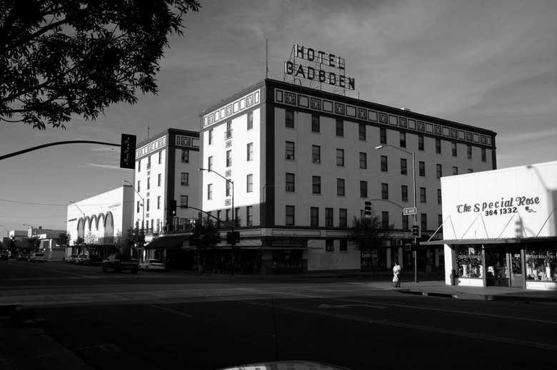 Gadsden Hotel, Douglas