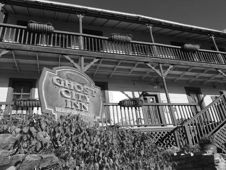 Ghost City Inn, Jerome