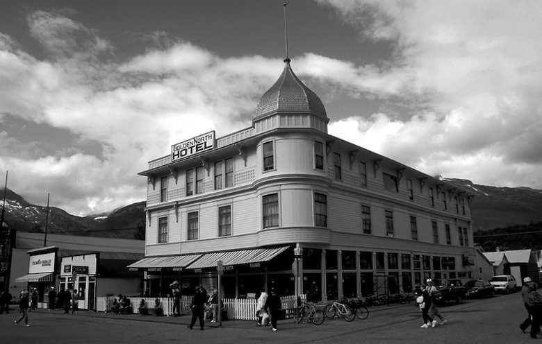 Golden North Hotel - Skagway