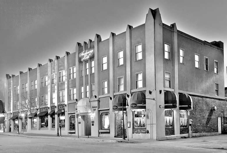 Historic Anchorage Hotel - Anchorage