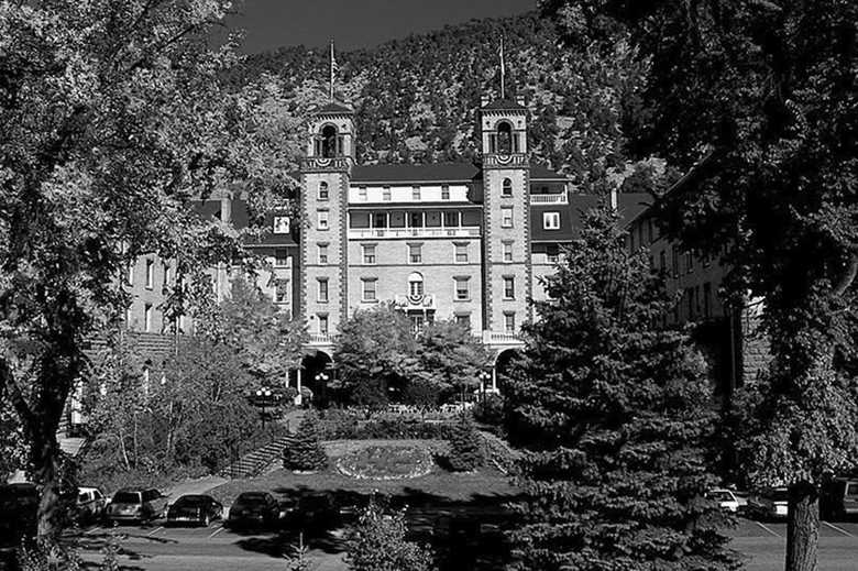 Hotel Colorado, Glenwood Springs