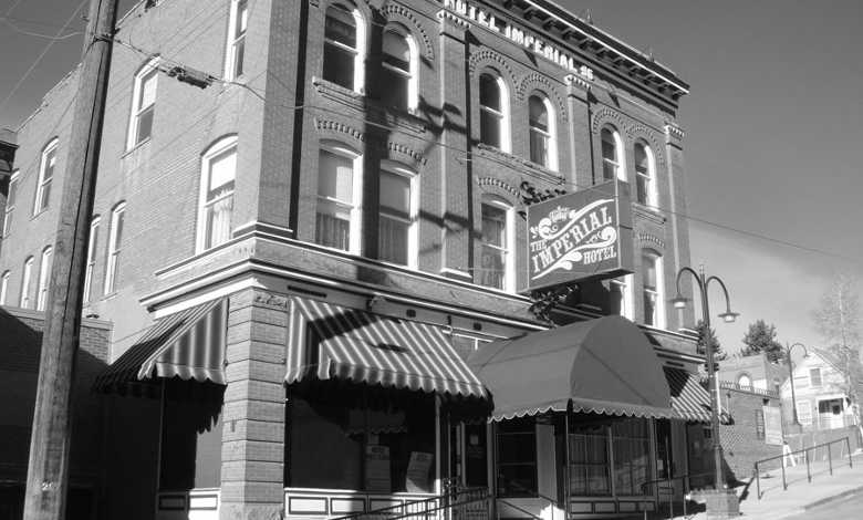 Imperial Hotel, Cripple Creek
