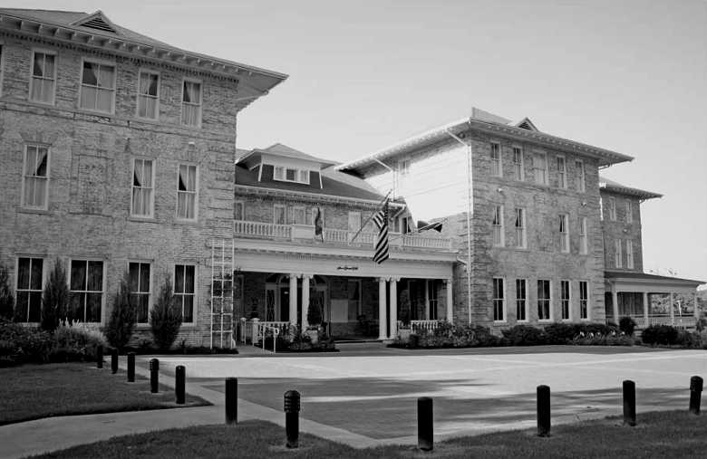 Inn at Carnall Hall, Fayetteville