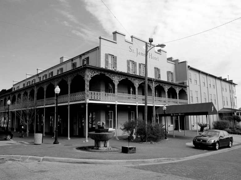 St James Hotel - Selma, AL