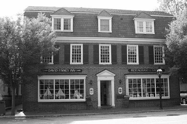 The David Finney Inn, New Castle