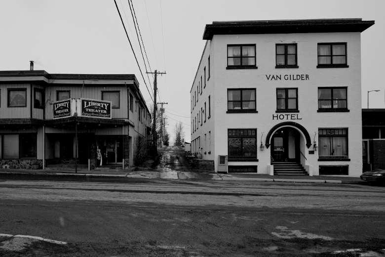 Van Gilder Hotel - Seward