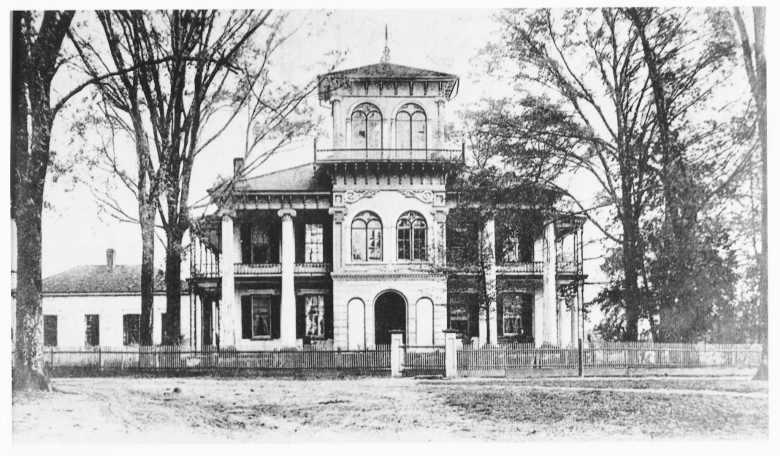Drish House, Tuscaloosa, AL