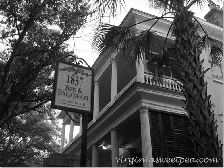 1837 Bed & Breakfast, Charleston