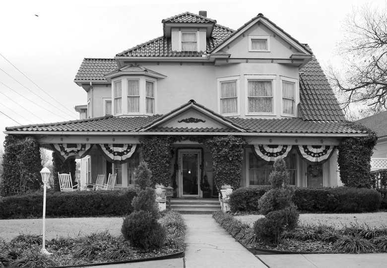 Arcadian Inn, Edmond