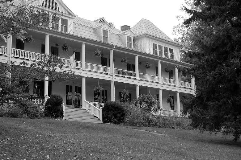 Balsam Mountain Inn, Balsam