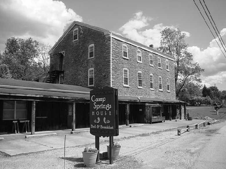 Camp Springs House, Campbellsville