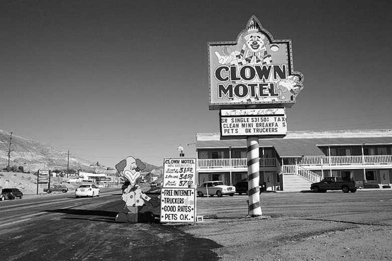 Clown Motel, Tonopah