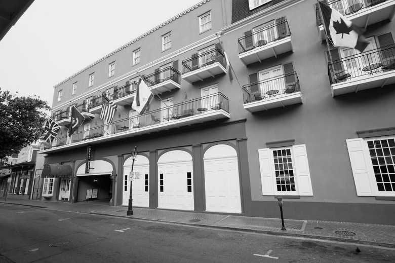 Dauphine Orleans Hotel, New Orleans