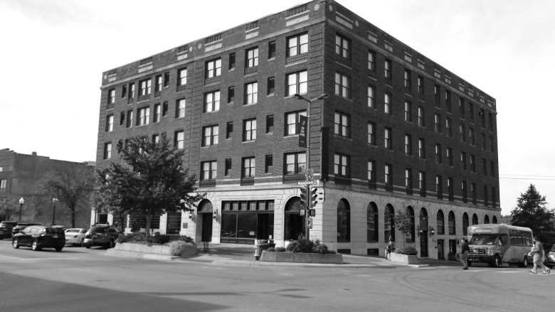 Eldridge Hotel, Lawrence