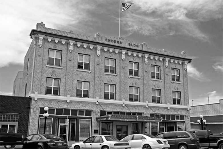 Enders Hotel & Museum, Soda Springs