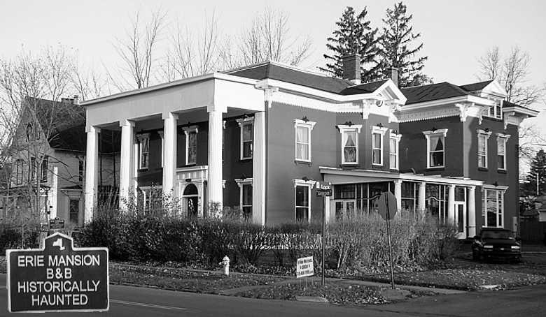 Erie Mansion, Clyde