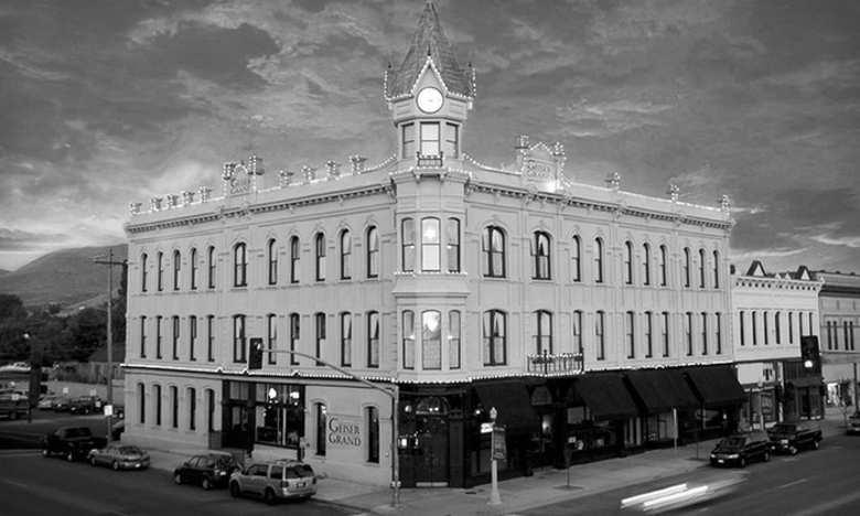 Geiser Grand Hotel, Baker City