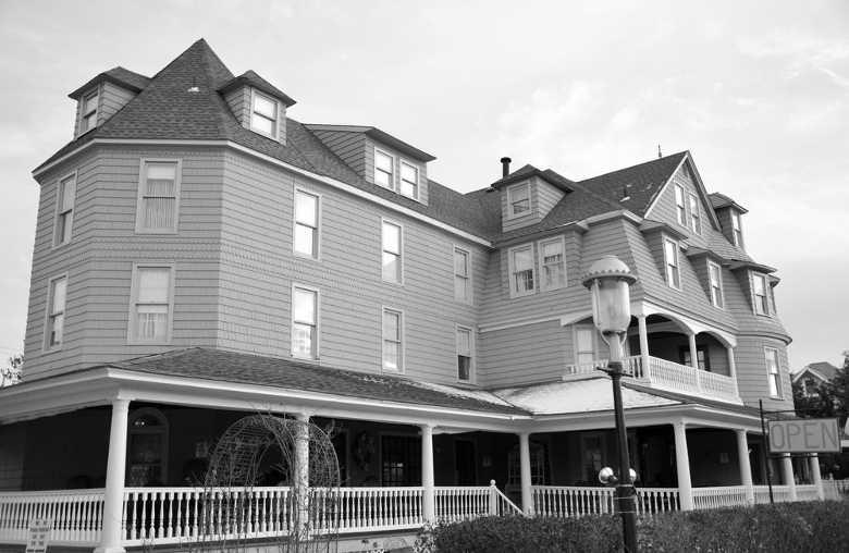 Grenville Hotel, Bayhead