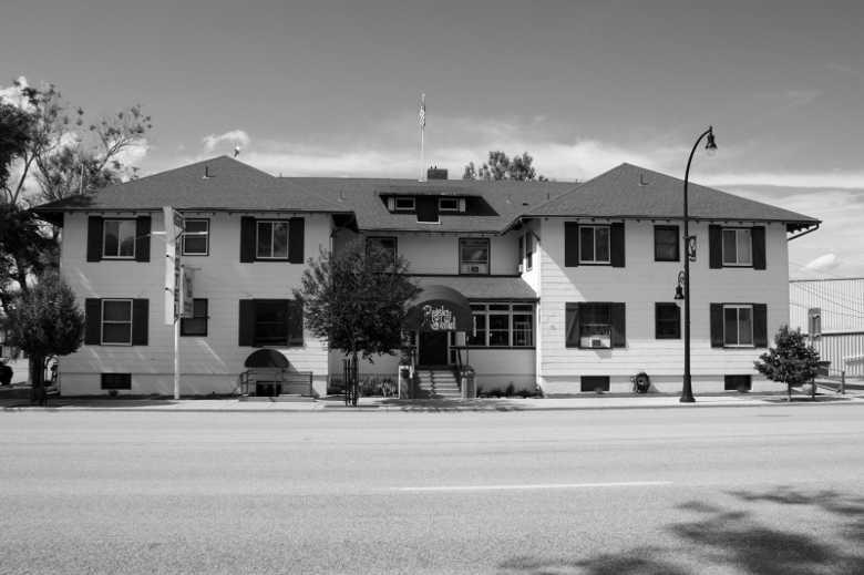 Historic Higgins Hotel, Glenrock