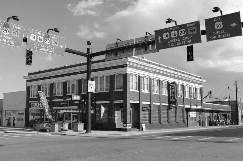Historic Hotel Greybull, Greybull