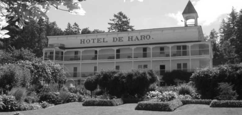 Hotel de Haro, Friday Harbor