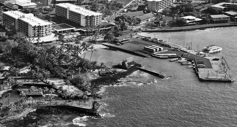 Kona Beach Hotel, Big Island