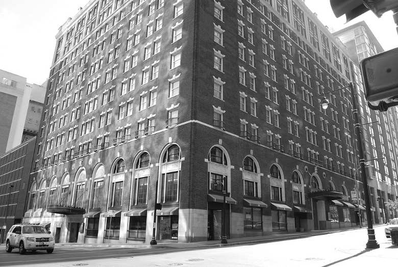 Muehlebach Hotel, Kansas City