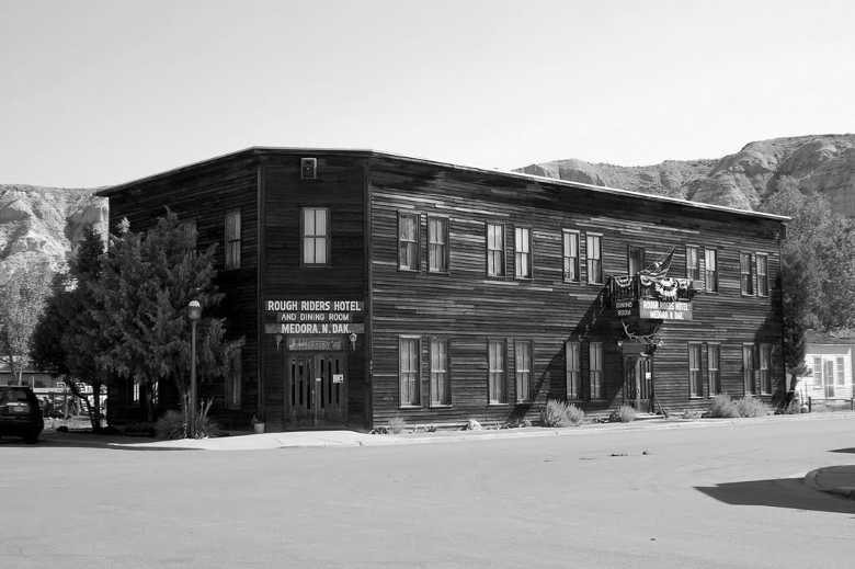 Rough Riders Hotel, Medora