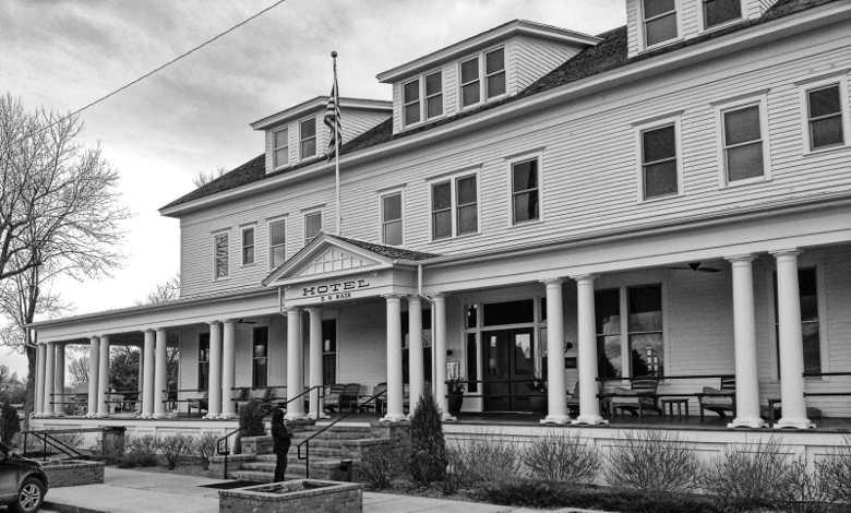 Sacajawea Hotel, Three Forks
