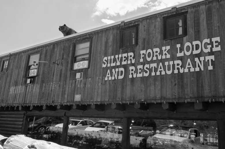 Silver Fork Lodge, Brighton