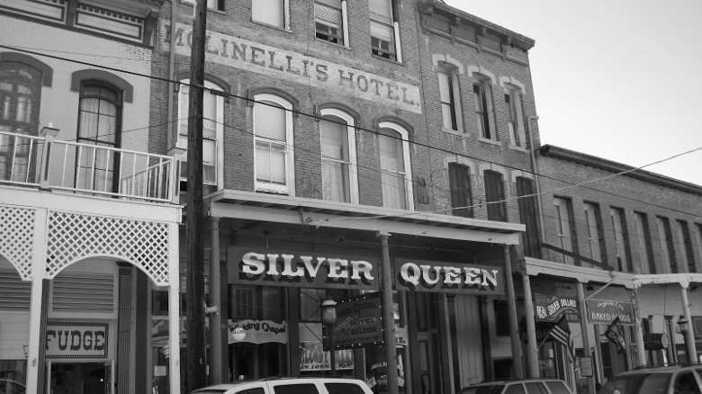 Silver Queen Hotel, Virginia City