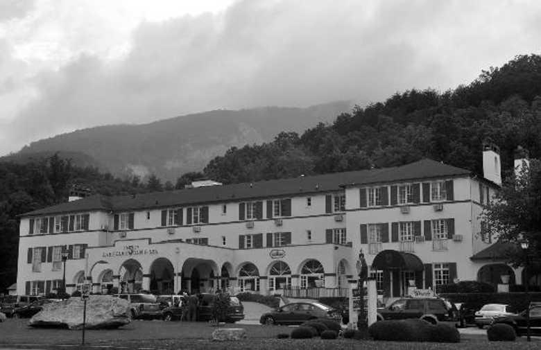 The 1927 Lake Lure Inn & Spa, Lake Lure
