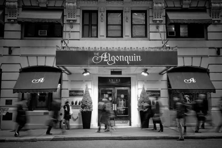 The Algonquin Hotel, New York City
