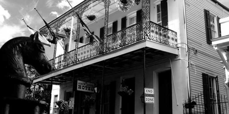 The Andrew Jackson Hotel, New Orleans