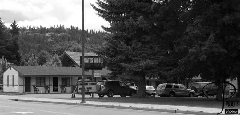 The Bates Motel, Coeur d'Alene