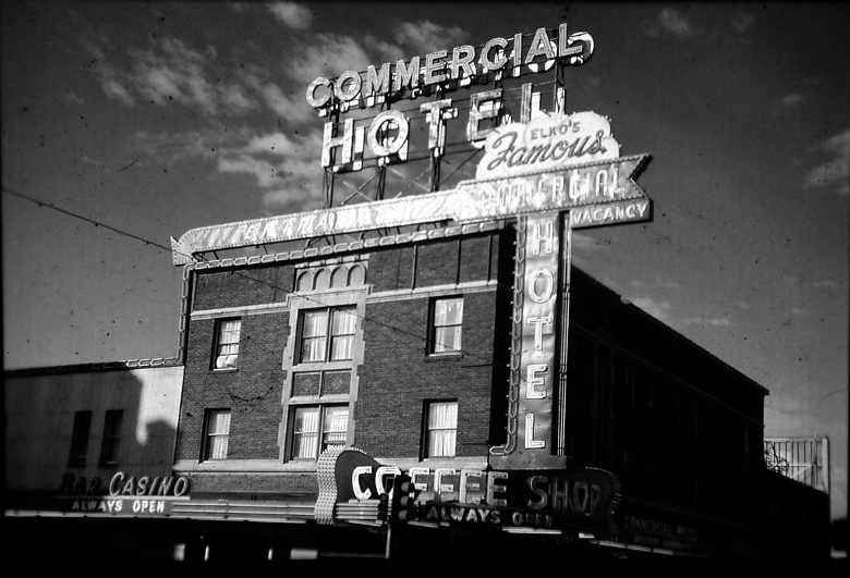 The Commercial Hotel, Elko