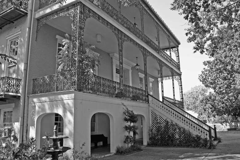 The Duff Green Mansion, Vicksburg
